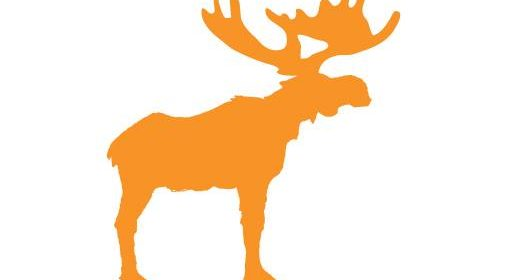 Logo for the Hungry Moose